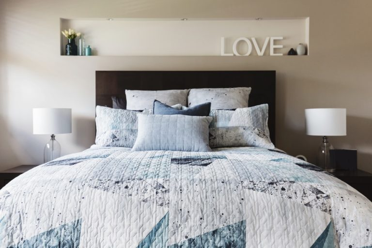 bedroom headboard feng shui hamptons style bedroom