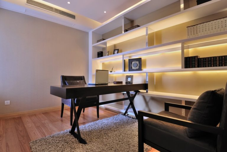 productive workplace home office ideas