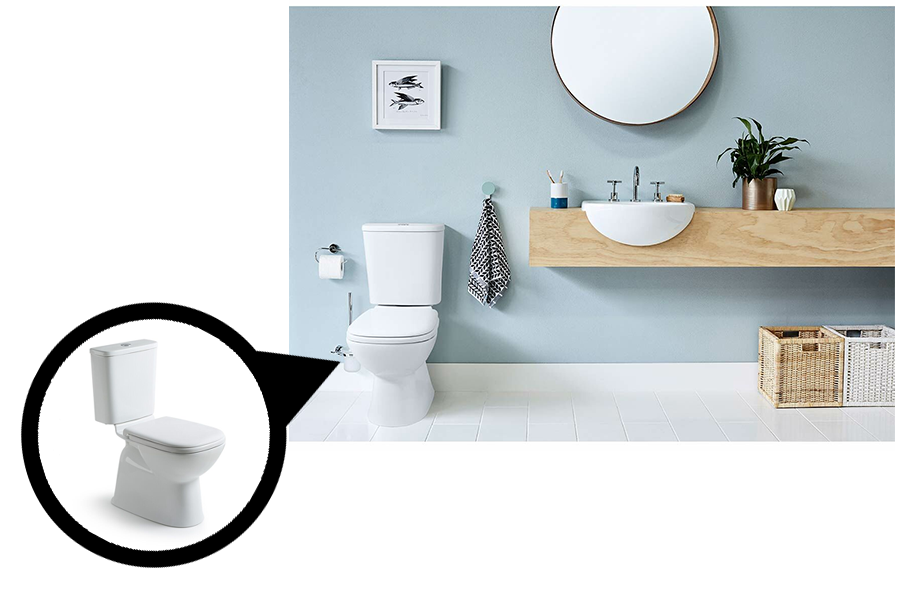 types of toilets