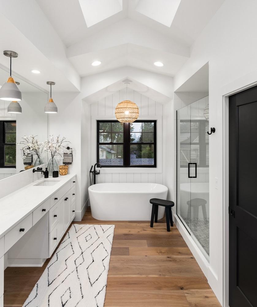bathroom styling tips