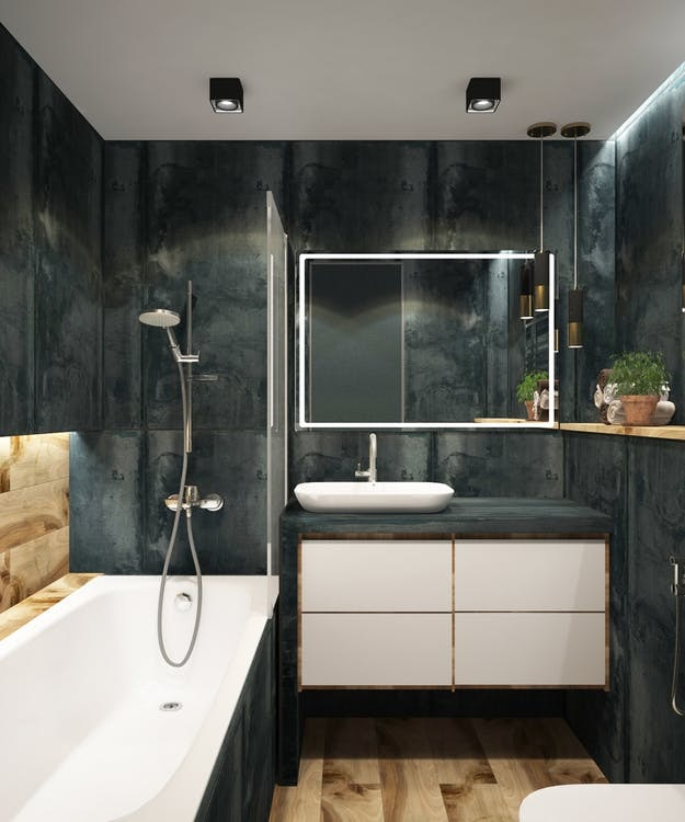 save money on your reno - bathroom
