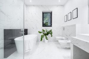 10 Ways to Save Money on Your Reno marble bathroom