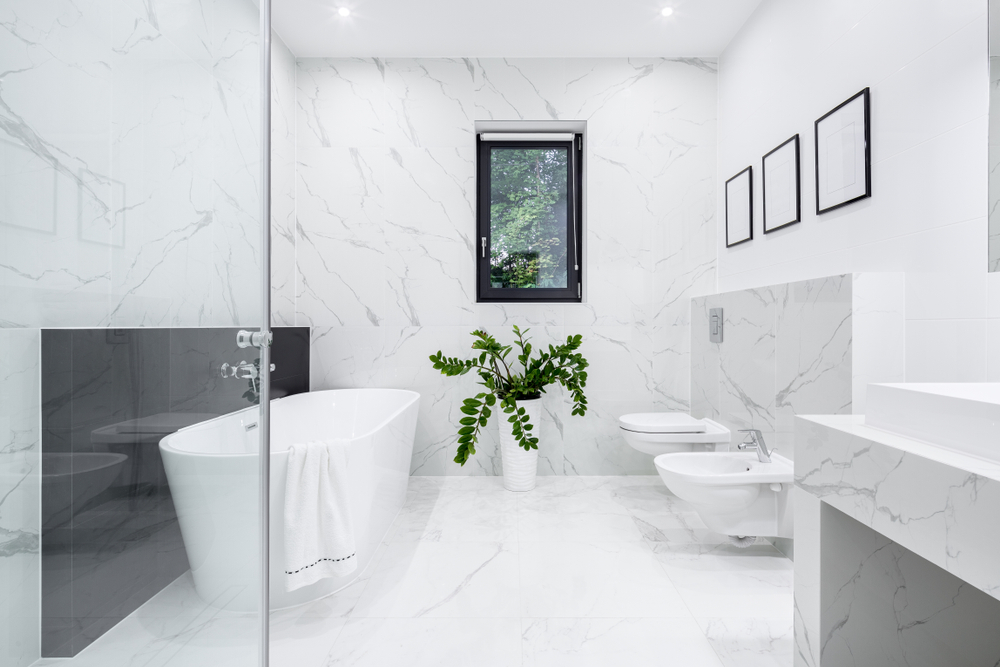 10 Ways to Save Money on Your Reno marble bathroom