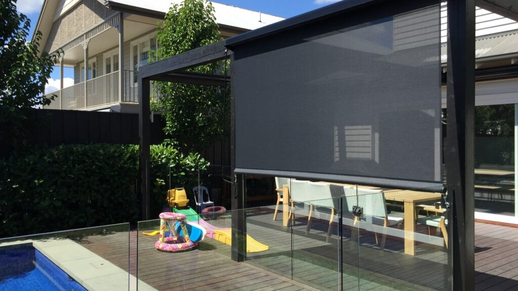 These outdoor blinds and shades can amplify the look of your home