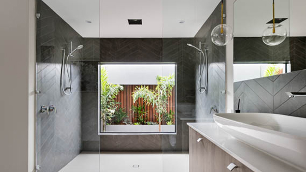 2021 bathroom trends