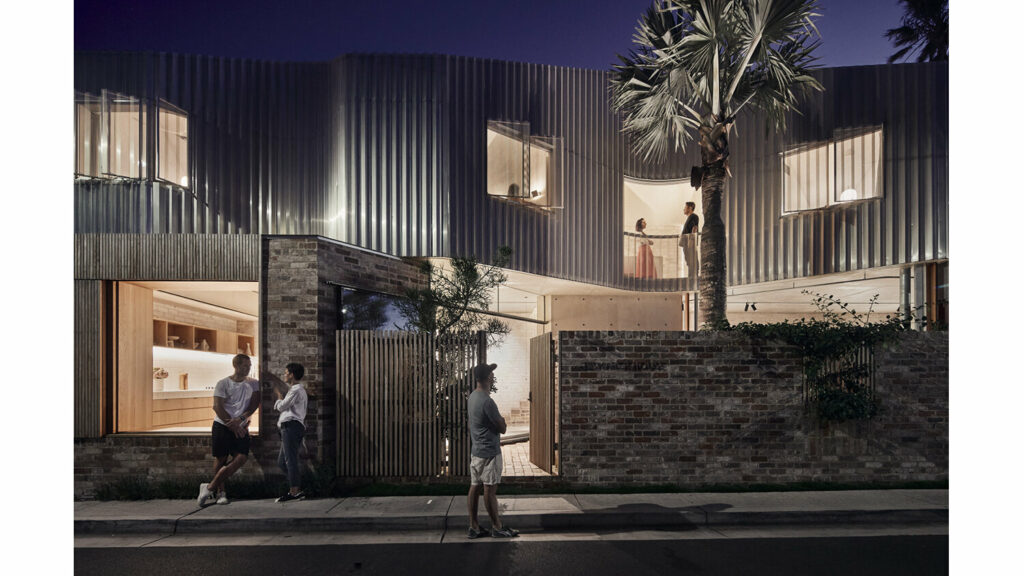 Bismarck House by ABA Architects