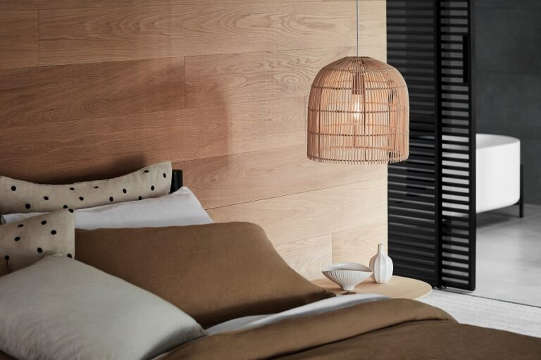 """""""The Herman is a stylish pendant lighting that gives your room a warm Earth and beach vibes."""""""