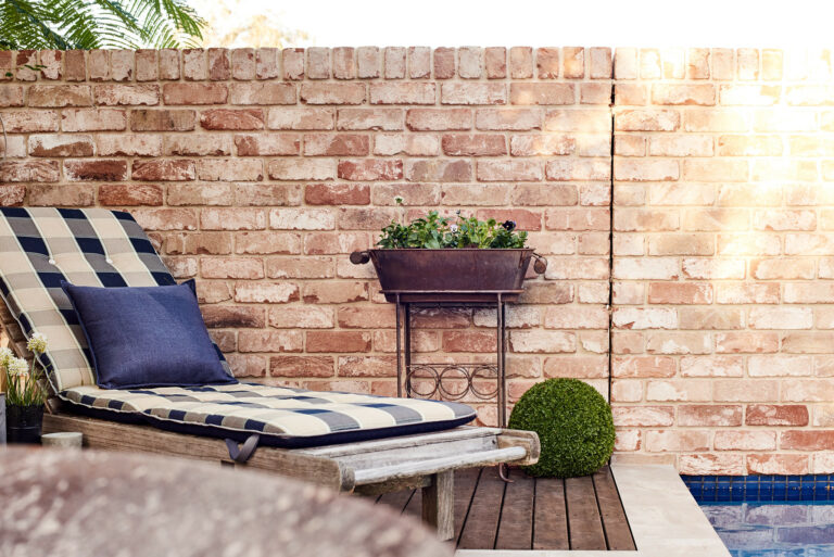 """""""For an aged brick wall, go for the San Selmo's Reclaimed range. Each brick has a tactile finish with colours that transition from light to dark."""""""
