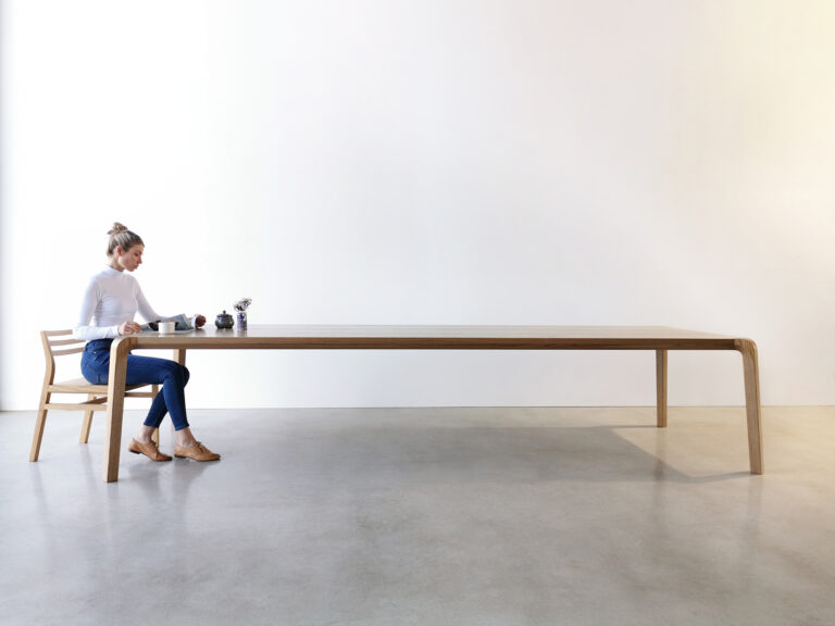 """""""The long Arulen table can be used for residential and commercial applications."""""""