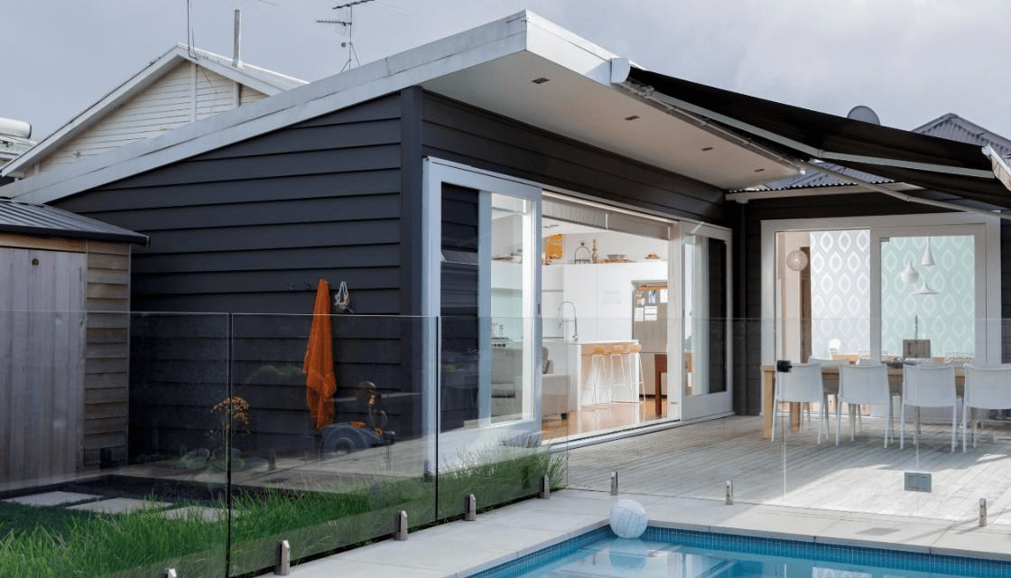 low VOC paint sustainable house