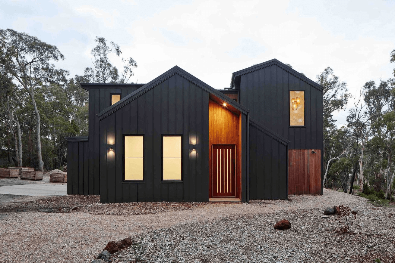 colorbond sustainable house
