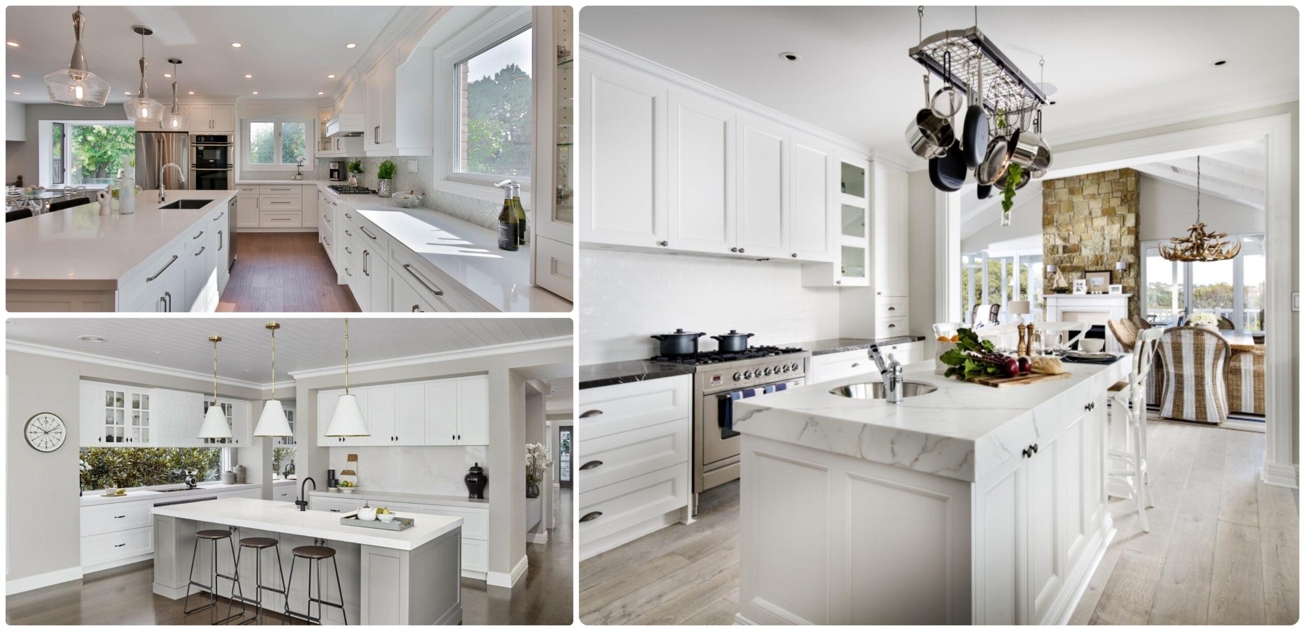 classic hamptons style kitchen